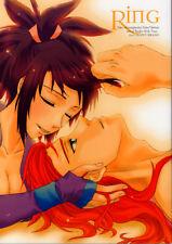 Tales of Symphonia Doujinshi Comic Zelos x Sheena Ring HAPPYBRAND