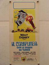 IL COMPUTER CON LE SCARPE DA TENNIS Disney regia Robert Butler loc. orig. 1971