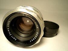 M42 CARL ZEISS JENA BIOTAR 1Q 2/58 TOP Condition VINTAGE LENS 1:2 f=58mm 5.8
