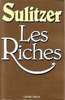 Les riches - Paul-Loup Sulitzer - Livre - 41706 - 1613373