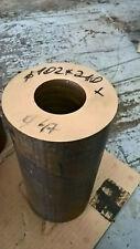 RUNDMATERIAL,Ronde Ø 80x150 mm, Messing Kupferschrott 150x80 Rotguss Bronze