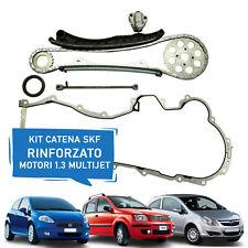 Kit catena distribuzione rinforzato SKF Fiat 1.3 multijet