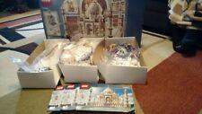 LEGO Creator Expert Taj Mahal 10189 Building Kit and Architecture Model