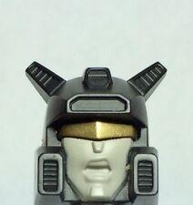 Zeta Toys Darkgold EX03B Jazzy MP Jazz METALLIC GOLD NEW CUSTOM Upgrade Visor