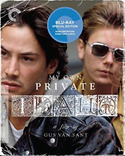 Criterion Coll My Own Private Idaho - Movie DVD BLURAY