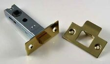 "76mm (3"") Tubular Latch - Electro Brass Plated"