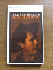 LONESOME TRAVELER by Jack Kerouac -1st printing PB 1973 Ballantine
