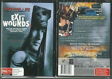 EXIT WOUNDS STEVEN SEAGAL DMX ISAIAH WASHINGTON ANTHONY ANDERSON GREAT NEW DVD