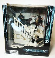 Matrix Series 1 Deluxe Boxedset Neo Chateau Scene Action Figure McFarlane Toys