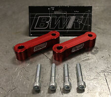 BLACKWORKS BWR FUEL RAIL 8AN FITTING FOR HONDA /& ACURA B SERIES ENGINES PINK