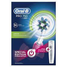 Cepillo dental Oral-B Pro750 Crossaction Rosa
