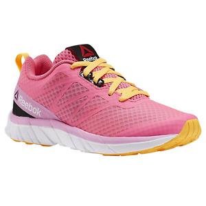 Reebok SoQuick Zapatos Zapatillas Calzado deportivo para niños rosa V72607 WOW