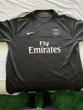 Used Authentic 2017/18 Third kit Nike PSG Jersey. XXL. Good Condition.