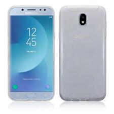 Étuis, housses et coques transparents Samsung Galaxy J en silicone, caoutchouc, gel pour téléphone mobile et assistant personnel (PDA)