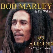 Bob Marley - Legend (50 Reggae Classics, 2013) NEW CD