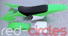 GREEN PIT BIKE PLASTICS & SEAT SET fits AKUMA ASSASSIN 140cc - 200cc PITBIKES