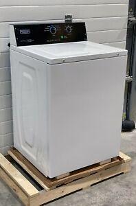 Maytag MAT20MN Commercial Boiler-Fed Toploader Washing Machine