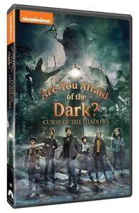 Are You Afraid of the Dark Curse of the Shadows (Bryce Gheisar) New DVD