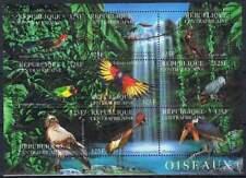 Centraal Africa postfris MNH block - Vogels / Birds (S1075)