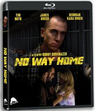 NEW No Way Home Blu-ray + CD 2 Disc Set Hand Numbered out of 2500 Crime Thriller