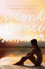 Second Chance Summer-ExLibrary