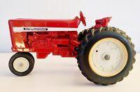 Vintage International HARVESTER Red Farm Tractor Ertl Company Dyersville 1974