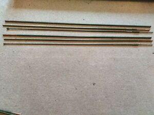 Clansman Antenna Ariel  1 meter sections x 6