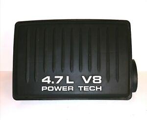 Pour Jeep Grand Cherokee 4.7 V8 Accélérateur Air Admission Boite Wj 1999-2004