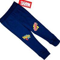 Marvel Baby Boy Size 18 Months Blue Sweat Pants Legging Spider Man Elastic Waist
