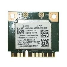 Realtek RT8723BE Wi-Fi + BT4.0 WLAN Card for Lenovo 04W3818 E440 E540 S440 B5400
