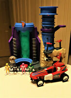 Fisher-Price Imaginext Power Rangers Command Center & Galactic Rover
