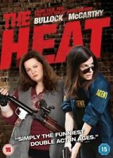 The Heat DVD by Sandra Bullock Melissa Mccarthy.