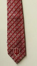 NCAA Indiana Hoosiers Team Neck Tie, (Woven #3) NEW