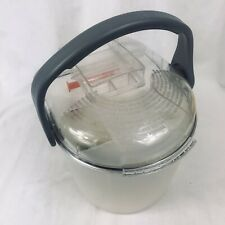 BISSELL Proheat Clearview Water Tank in Tank Assembly Complete w/Lid 159043