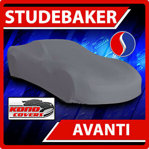 1962-1964 Studebaker Avanti CAR COVER - ULTIMATE® HP 100% All Season Custom-Fit