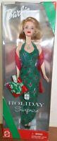 Barbie Holiday Surprise Doll 2000 Damaged Box