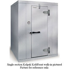 "Kolpak Kf8-0816-C8-F8 7'9"" x 15'5"" x 8'6.25"" Remote Walk-In Cooler/Freezer"