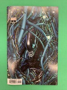 Alien #1 1:50 Steve McNiven Variant Marvel Comics 2021 First Print