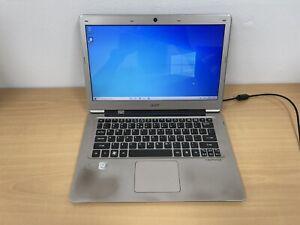 "ACER ASPIRE S3-391 13.3"" LAPTOP, INTEL CORE i7, 4 GB RAM, 128 GB SSD, WIN 10"