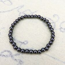 Hot Sales Black Magnetic Hematite Bracelet Health Care Bracelet 1pc