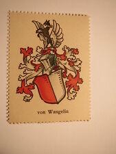 von Wangelin - Wappen - Adel / Marke