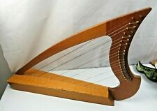 Vintage Celtic Harp Folkcraft Instruments model Celeste