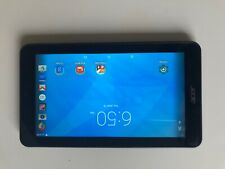 Acer Iconia One 7 B1-770-K651 16GB - Wi-Fi, 7 in - Black Android Tablet