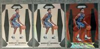 2017-18 Panini Prizm #74 Wesley Iwundu Silver & Red (3) CARD LOT INVEST🔥🔥📈📈