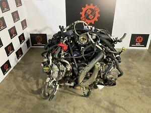 LINCOLN NAVIGATOR 2009-2014 OEM 8TH DIGIT VIN #8 5.4L V8 ENGINE MOTOR BLOCK 89K