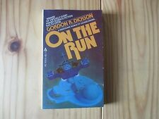 On the Run by Gordon R. Dickson PB 1st Ace 63160 - to move Heaven and Earth