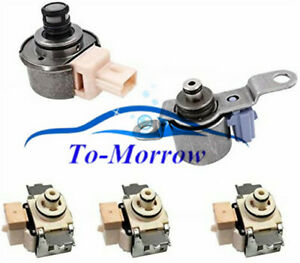 Transmission Solenoid Kit 97-07 Fit For Ford tcc epc axode ax4s ax4n 4f50n Novel