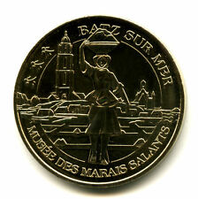 44 BATZ-SUR-MER Marais salants, 2009, Monnaie de Paris