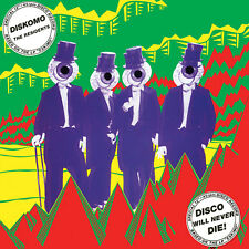 THE RESIDENTS DISKOMO LIMITED EDITION NUMBERED YELLOW VINYL 12-INCH 45 RPM RSD