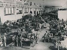 AUSTRALIE c. 1940 - Ouvriers Atelier Construction Navales - DIV 11254